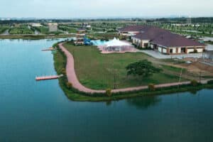 The Lake at St. Charbel in Cavite inspires an easy, laid-back lifestyle
