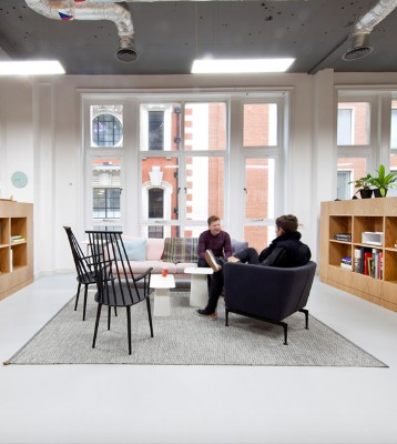 Ropemaker, Moorgate Serviced Offices 4