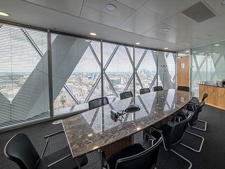 The Gherkin Serviced Office 2