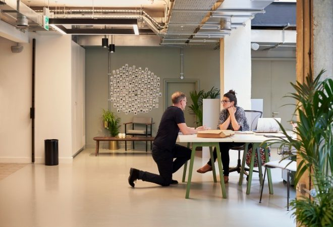 Great Portland Street Marylebone Serviced Offices7