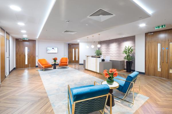 King William Street Monument Serviced Offices 1