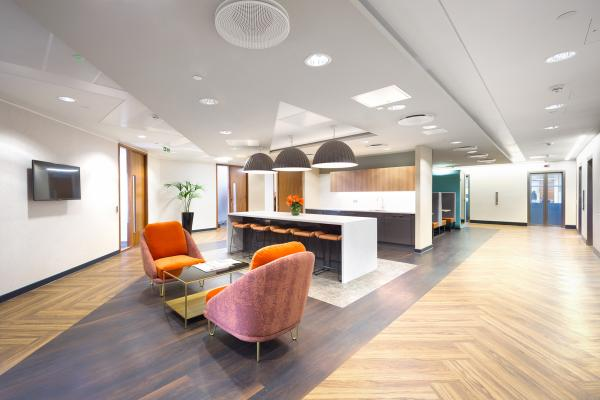 King William Street Monument Serviced Offices 2