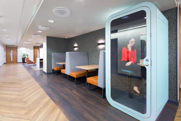 King William Street Monument Serviced Offices 3