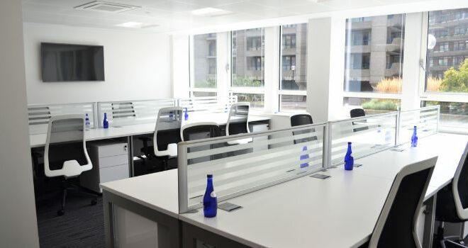 Beech Street Barbican Offices 3