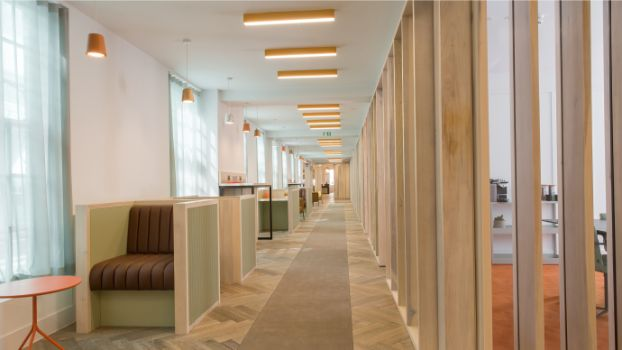 Wimpole Street Marylebone Serviced Offices 11
