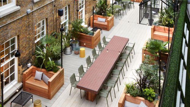 Wimpole Street Marylebone Serviced Offices 16