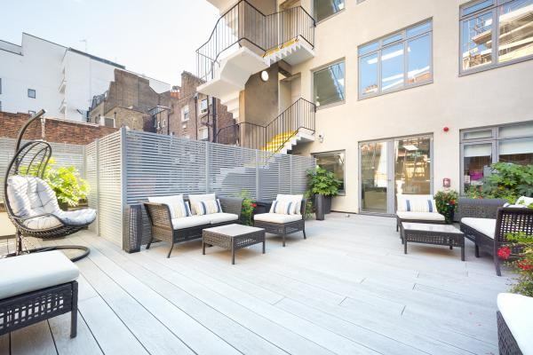 Newman Street Serviced Offices Fitzrovia 1