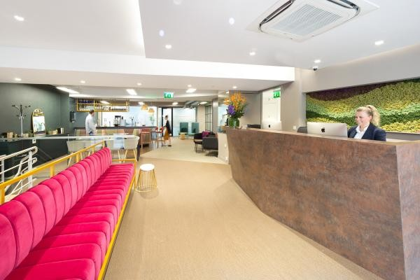 Newman Street Serviced Offices Fitzrovia 2