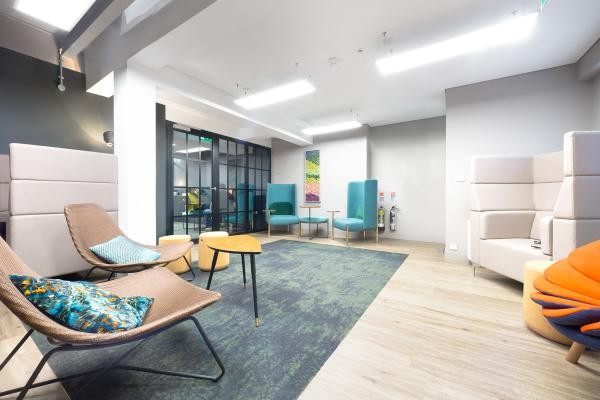 Newman Street Serviced Offices Fitzrovia 4