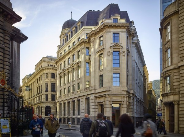 King William Street Monument Bank Serviced Offices2