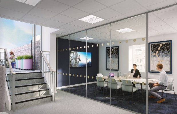 Mandeville Place, Marylebone Offices 1