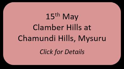Clamber Chamundi Hills