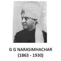 G G Narasimhachar