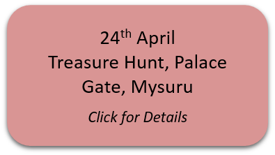 Treasure Hunt at Mysore