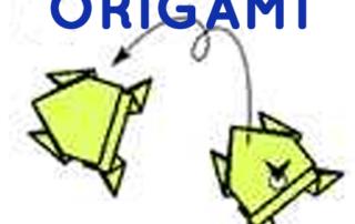 kids corner origami