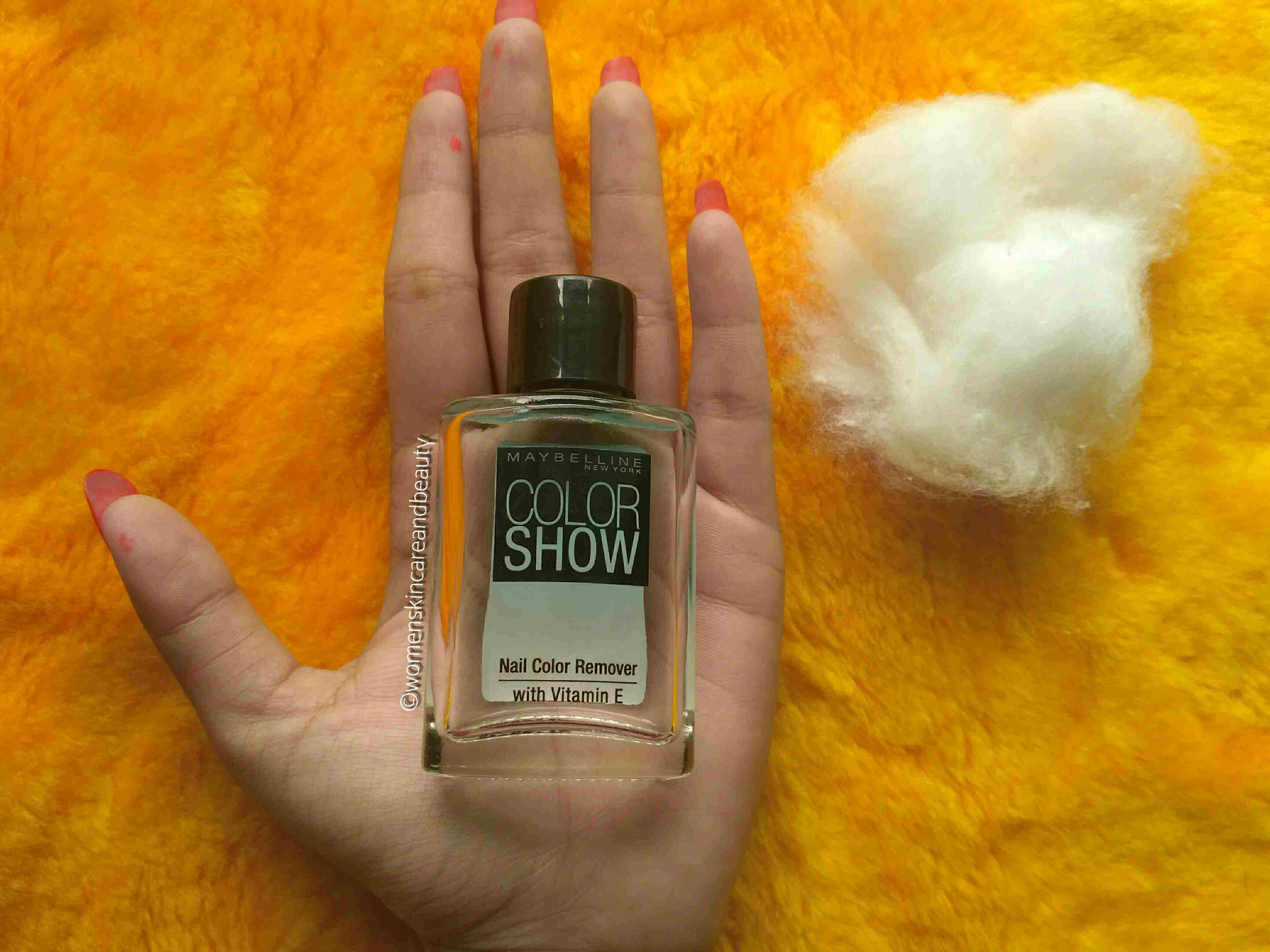 Maybelline Color Show Nail Color Remover