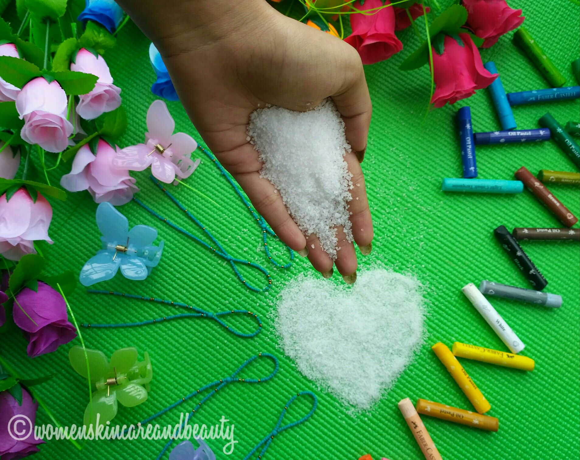 Easy And Practical Ways Of Using Bath Salts Without Bathtub