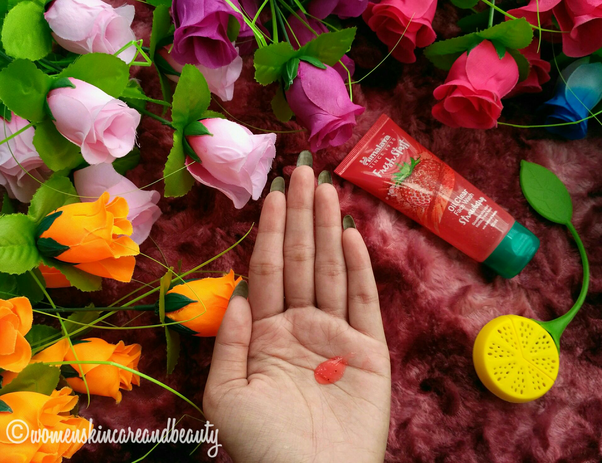 Himalaya Fresh Start Oil Clear Face Wash