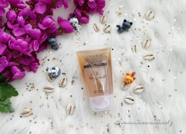 The Nature's Co. Sandalwood Face Wash