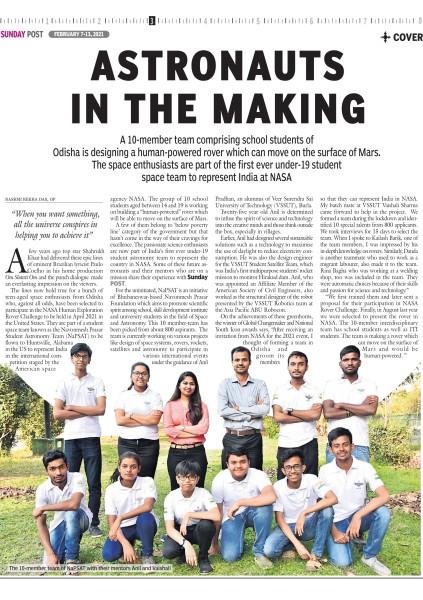 Odisha Post Cover Story 7 Feb 2021 _ Sunday Post-2 (1)