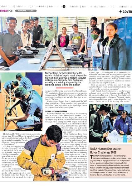 Odisha Post Cover Story 7 Feb 2021 _ Sunday Post-3 (1)