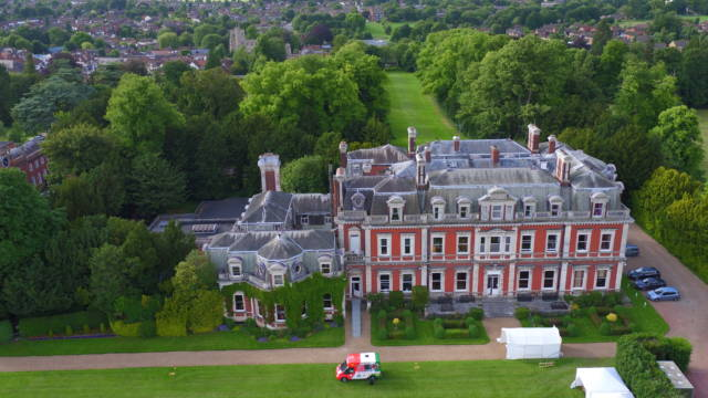 drone your... Tring Park School