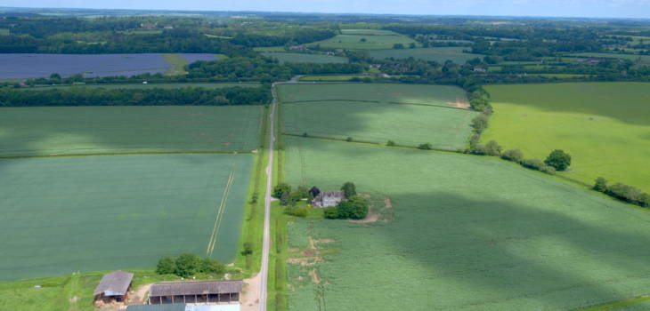 drone your... 580 acres