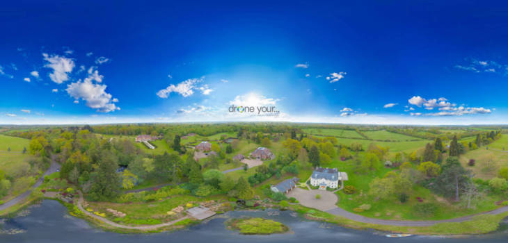 drone your... 360 tour