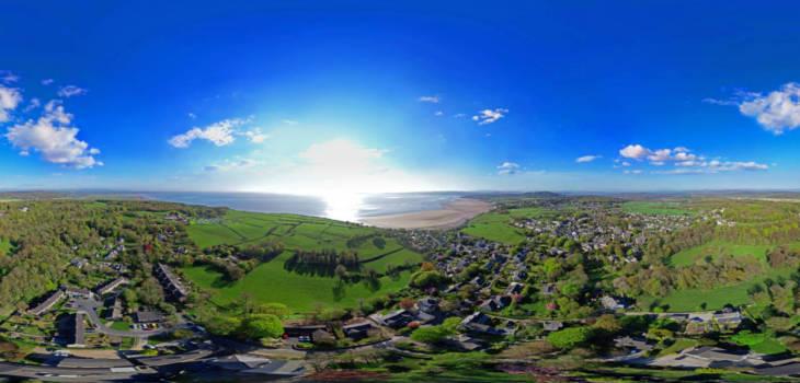 drone your... SIlverdale, Lancashire