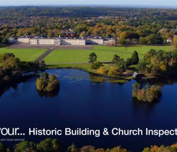 drone your... Historic Building and Church Inspections