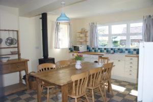 Hawthorn Cottage Kitchen