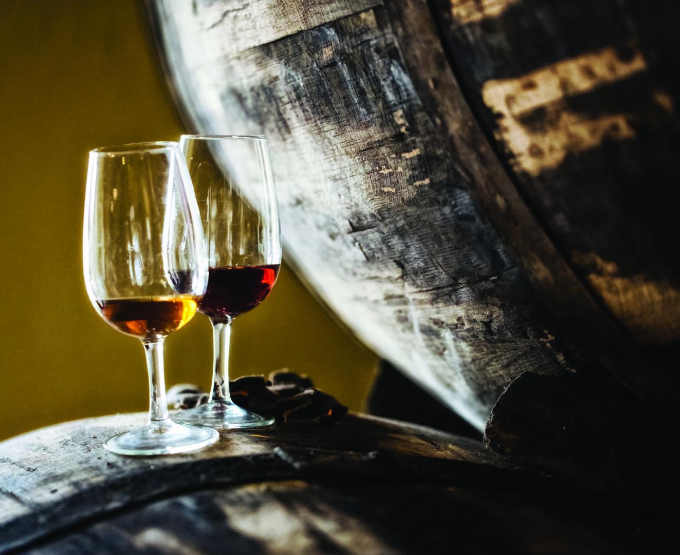 Que tal um copo de Vinho Madeira?