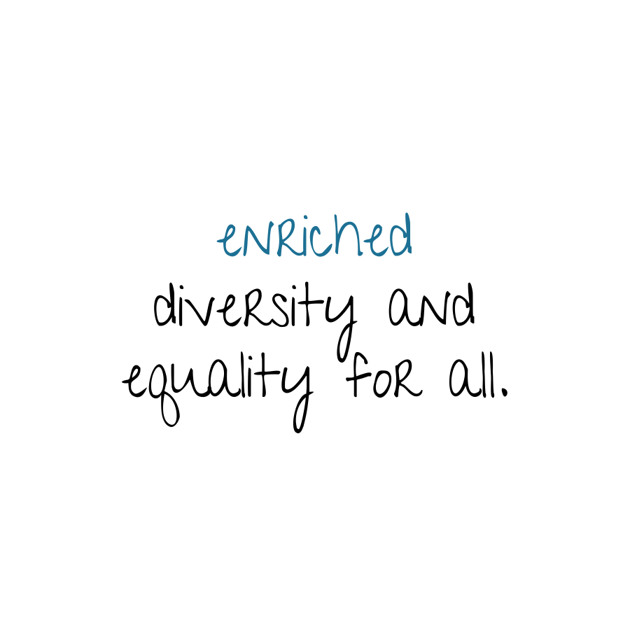 enriched diversity and inclusion