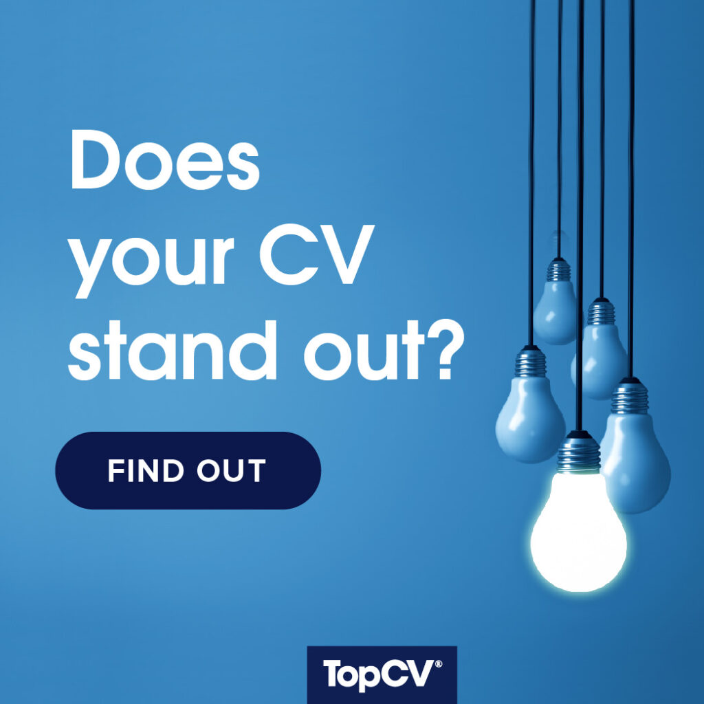Free CV Review with Top CV