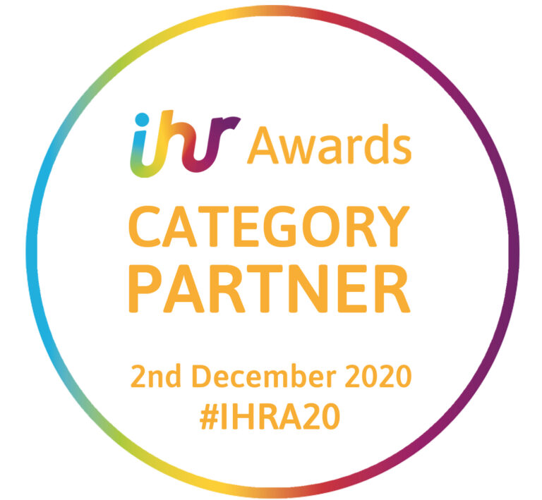 ihr awards, category partner badge