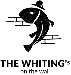 The Whiting's On The Wall