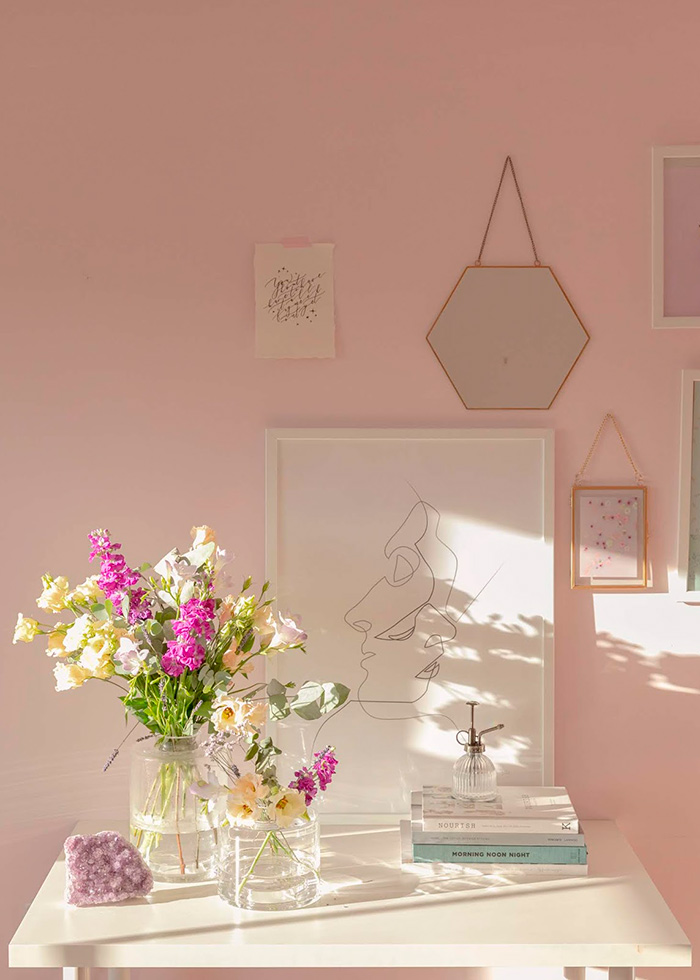 pastel photography of mariamarie studio in London