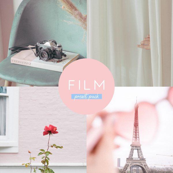 film presets for lightroom