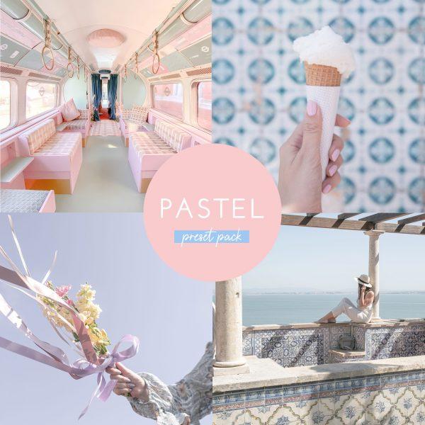 pastel presets for lightroom
