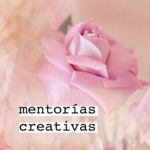 mentorías creativas