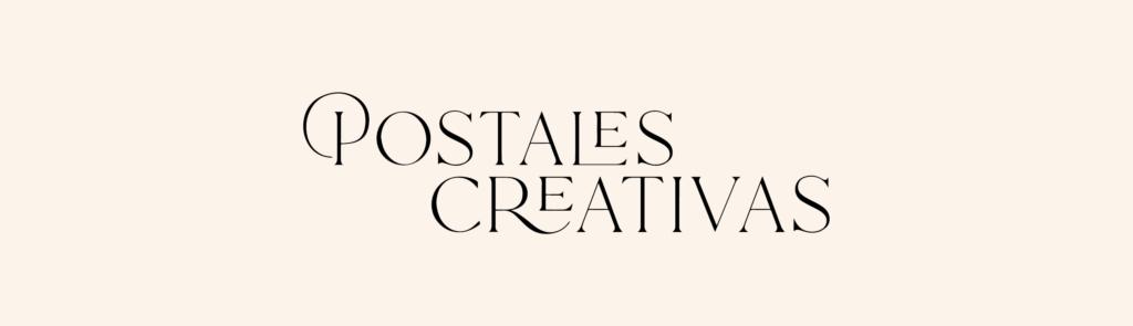 postales creativas