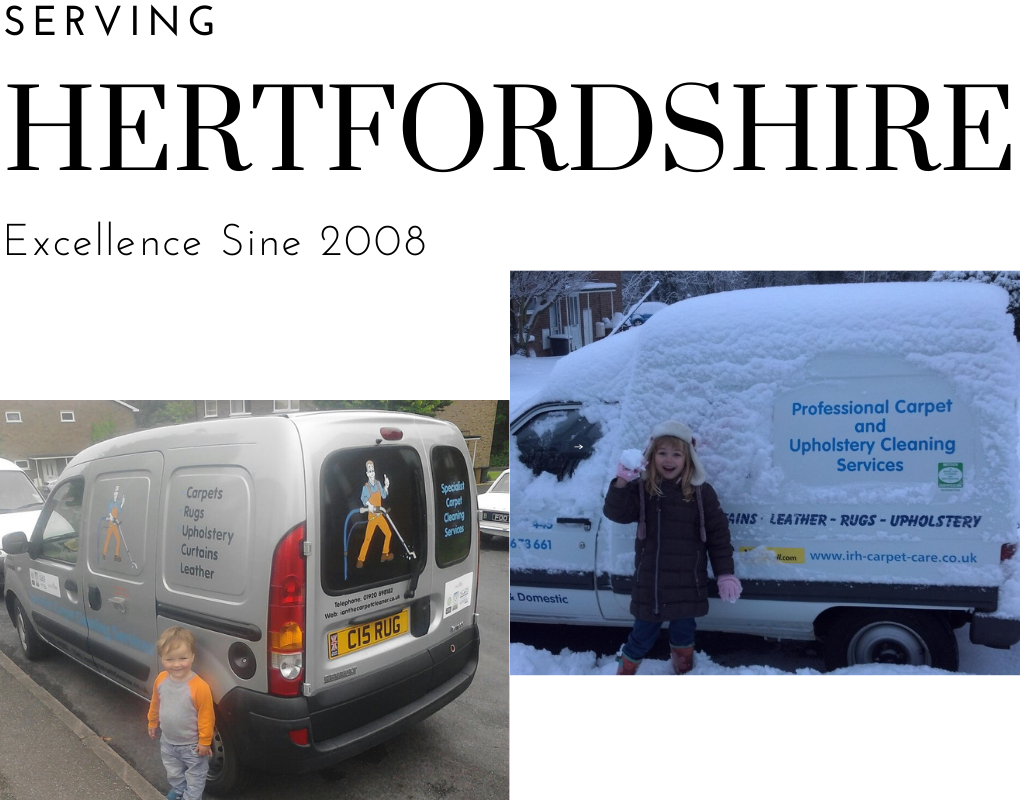 About Herts Pro Carpet Cleaning Header Image