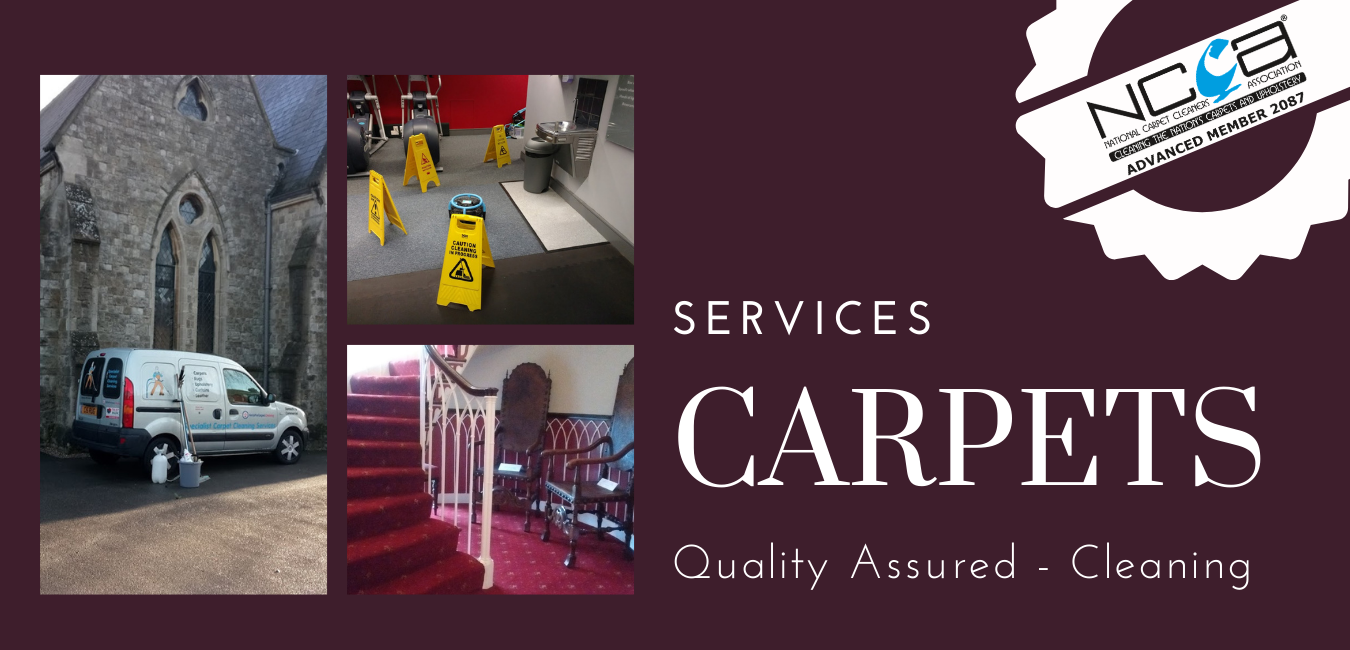 Carpet cleaning services Herts