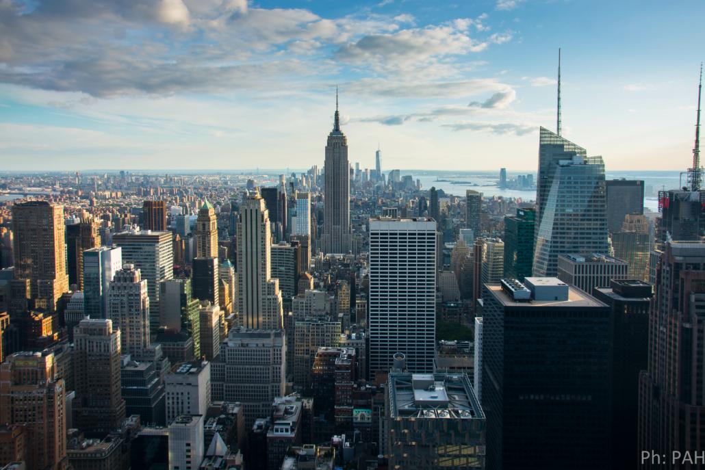 New York con locas por el mundo