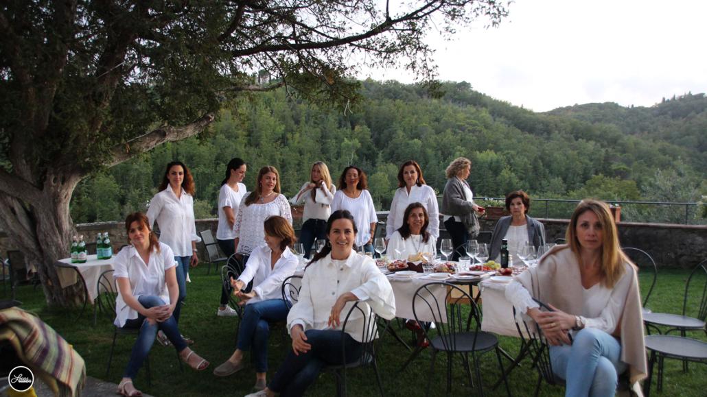 Toscana Con locas por el mundo