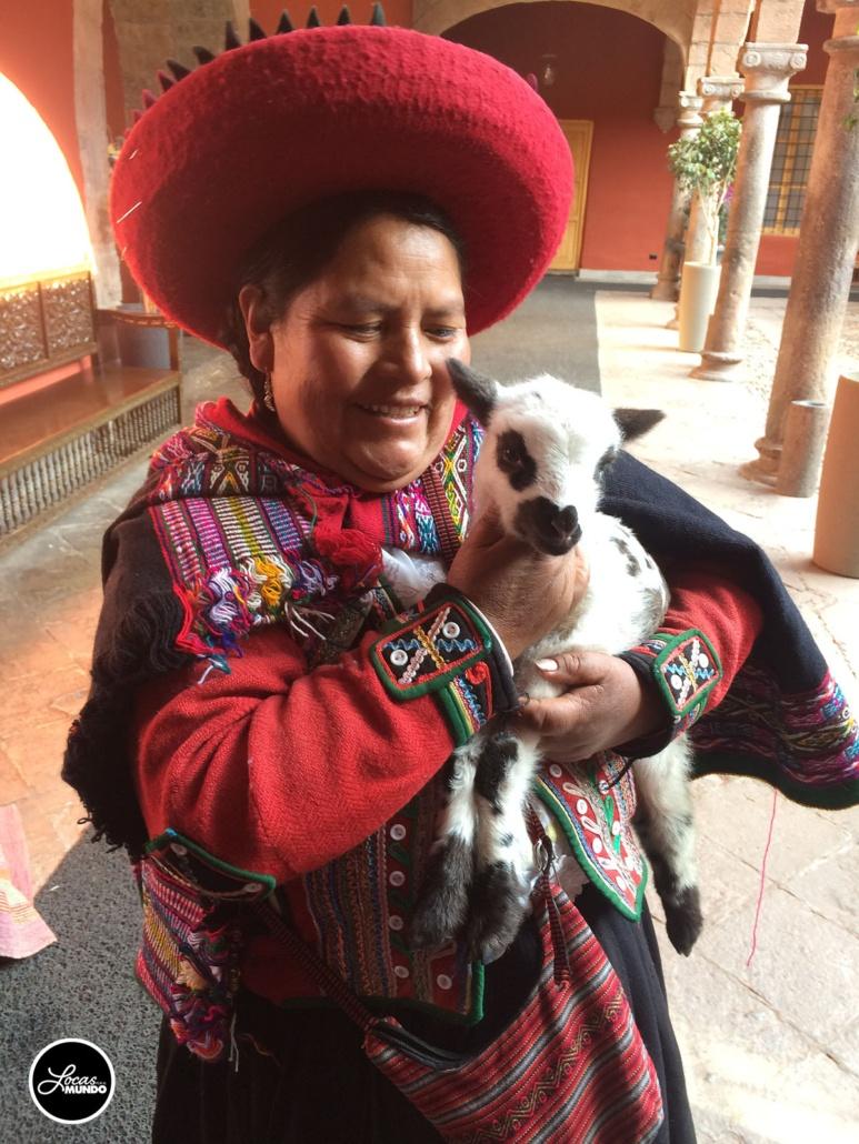 Viaje para mujeres, peru 2017