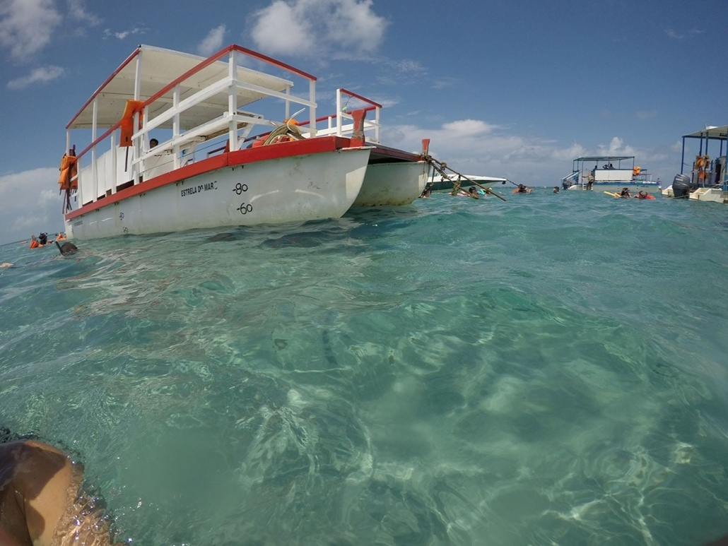 Viaje en Catamaran en Natal
