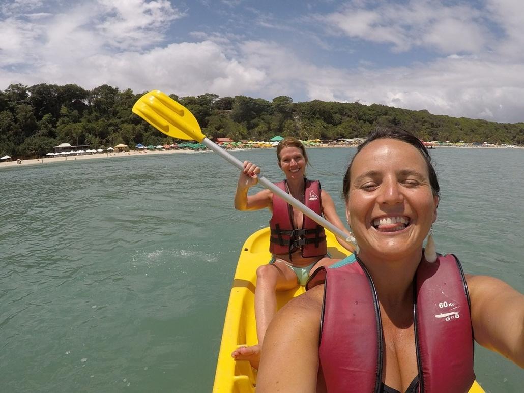 Alquiler de Kayak en Pipa