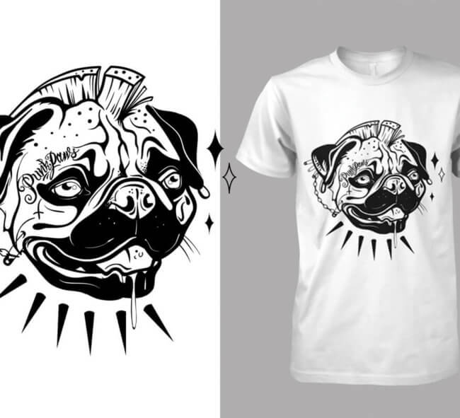 Apparel T-shirt Design