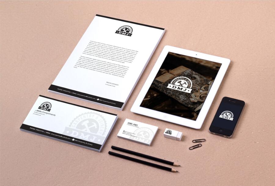 DMJ-Branding Package